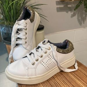 TOMMY HILFIGER Glam Baseline Sneakers Size 13
